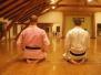 Pink Karate Gi
